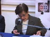 Adela Cortina Orts: Ética y Responsabilidad Social de las empresas en un mundo globalizado