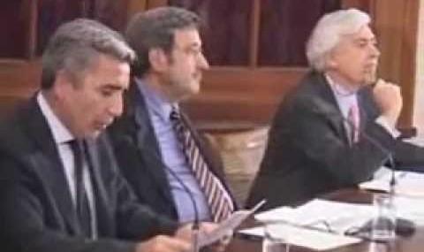 Discurso Inaugural Cátedra Globalización y Democracia, Rector Carlos Peña