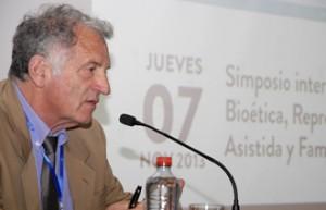 René Frydman, padre de fertilización in vitro.
