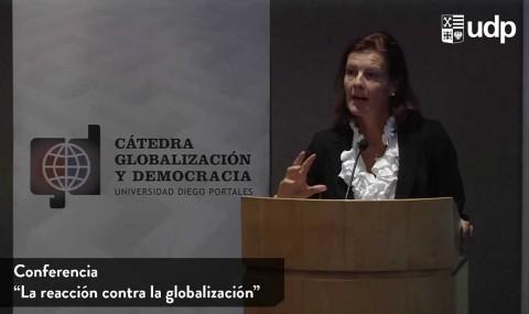 Ngaire Woods en Cátedra Globalización y Democracia