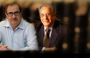 Pierre Rosanvallon y Fernando Henrique Cardoso