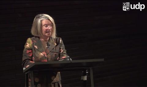 """Nancy Fraser: """"El destino de la igualdad en un mundo financiero"""""""