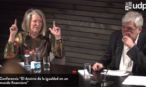 """Nancy Fraser """"El destino de la igualdad en un mundo financiero"""" – Traducción"""