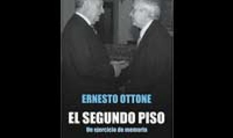 Ernesto Ottone Fernández Lanzará Próximamente Libro sobre Segundo Piso de la Moneda