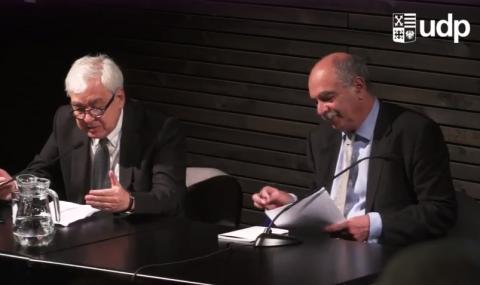 Conferencia Internacional 'Tiempos de post verdad y desafíos populistas – Michel Wieviorka