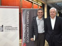 Islam y la radicalización: Destacado sociólogo franco-iraní expuso en Cátedra de la Memoria UDP