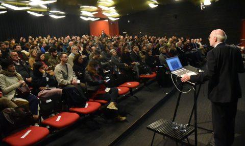 Video  Conferencias de Richard Sennet y Saskia Sassen
