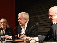 VIDEO| Saskia Sassen y Richard Sennet expusieron en la Cátedra Globalización y Democracia 2018 (inglés)